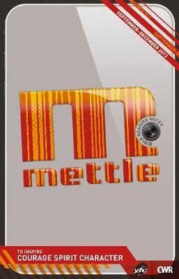 Mettle Sep-Dec 2013 (Paperback)