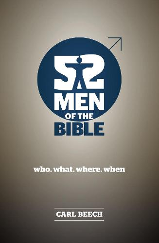 52 Men of the Bible - Manual (Paperback)