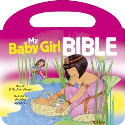 My Baby Girl Bible (Board book)