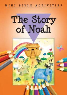 Mini Bible Activities: The Story of Noah (Paperback)
