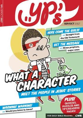 YP's Sep/Oct 2017: What a Character (Paperback)