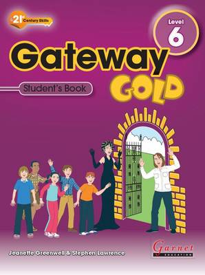 Gateway Gold Student's Book Level 6 (Board book)