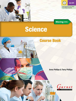 Moving Into Science - A2/B1 - Course Book and Audio DVD (Board book)