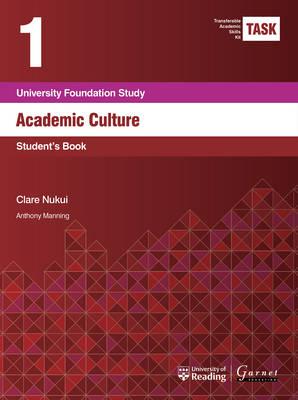 TASK 1 Academic Culture (2015) - Student's Book (Board book)