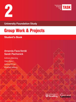 TASK 2 Group Work & Projects (2015) - Transferable Academic Skills Kit (TASK) 2015 edition (Paperback)