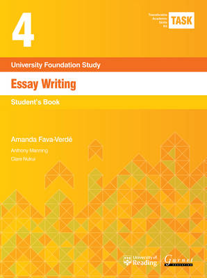 TASK 4 Essay Writing (2015) - Student's Book (Board book)