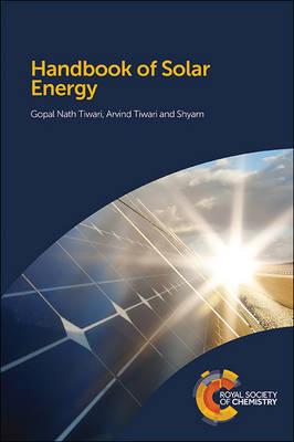 Handbook of Solar Energy (Hardback)