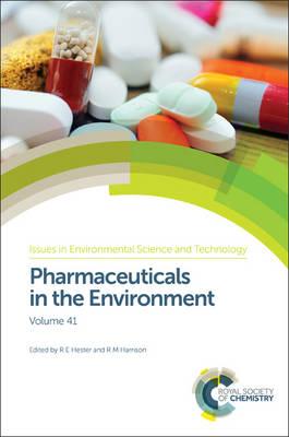 Pharmaceuticals in the Environment (Hardback)