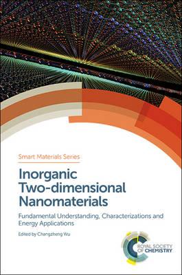 Inorganic Two-dimensional Nanomaterials: Fundamental Understanding, Characterizations and Energy Applications (Hardback)