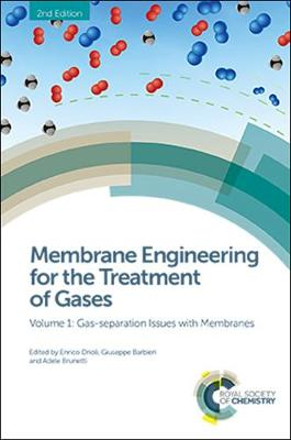 Membrane Engineering for the Treatment of Gases: Volume 1: Gas-separation Issues with Membranes (Hardback)