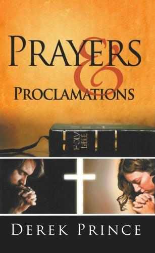 Prayers and Proclamations (Paperback)