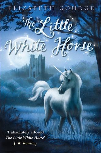 The Little White Horse (Paperback)