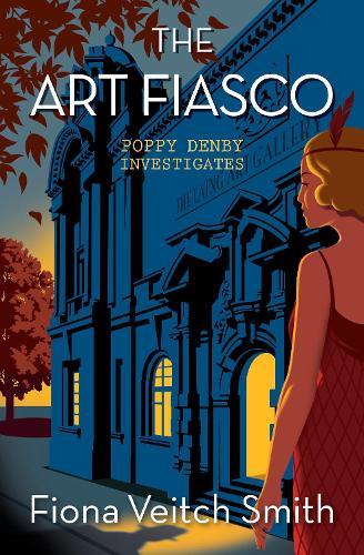 The Art Fiasco - Poppy Denby Investigates (Paperback)