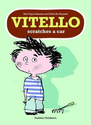 Vitello Scratches a Car (Paperback)