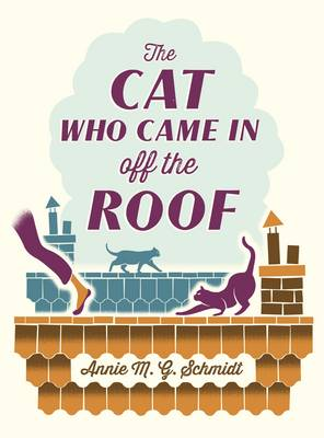 The Cat Who Came in Off the Roof (Paperback)