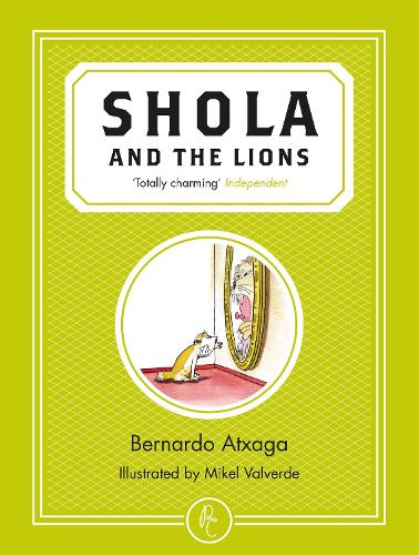 Shola and the Lions (Paperback)