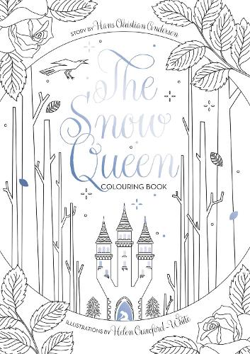 The Snow Queen Colouring Book Paperback