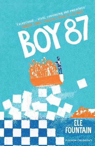 Cover of the book, Boy 87.