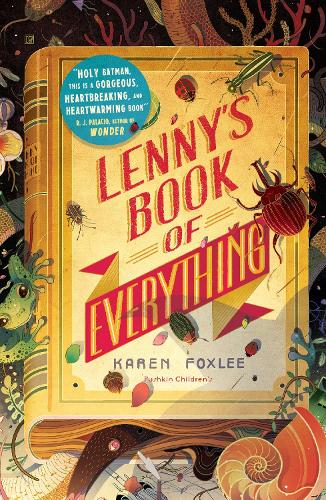Lenny's Book of Everything (Paperback)