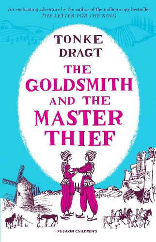 The Goldsmith and the Master Thief (Paperback)