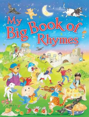 My Big Book of Rhymes (Hardback)