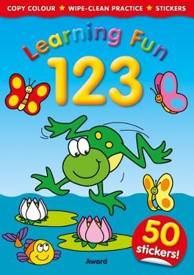 Learning Fun 123 - Learning Fun (Paperback)