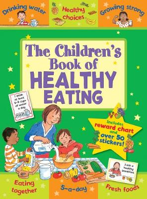 The Children's Book of Healthy Eating - Star Rewards (Paperback)