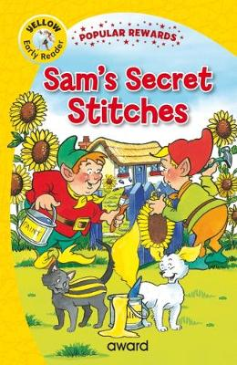 The Secret Stitches - Popular Rewards Early Readers (Paperback)