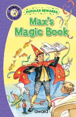 Max's Magic Book - Popular Rewards Early Readers (Hardback)