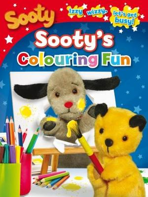 Sooty's Colouring Fun - Sooty Activity Books (Paperback)