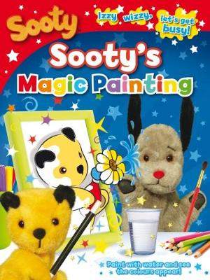 Sooty's Magic Painting - Sooty Activity Books 1 (Paperback)