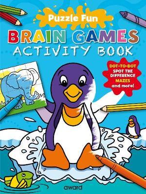 Puzzle Fun: Penguin - Puzzle Fun: Thinking Skills (Paperback)