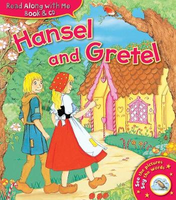 Hansel & Gretel - Read Along with Me Book & CD