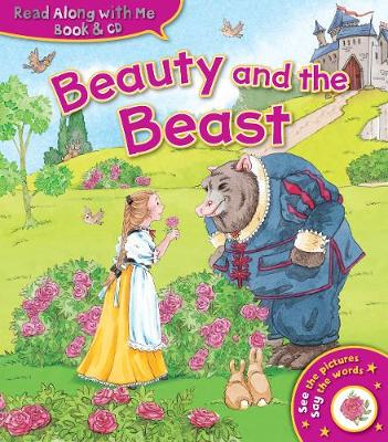 Beauty & the Beast - Princess Tales Read Along & CD