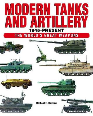 Modern Tanks and Artillery 1945-Present - The World's Great Weapons (Hardback)