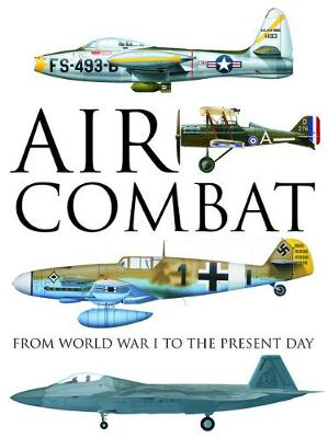 Air Combat: From World War I to the Present Day (Hardback)