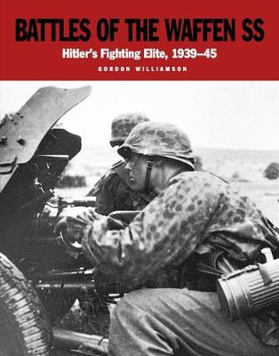 Battles of the Waffen-Ss: The Blood-Soaked Soil (Paperback)