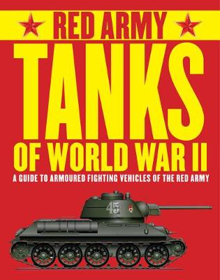 Red Army Tanks of World War II (Paperback)