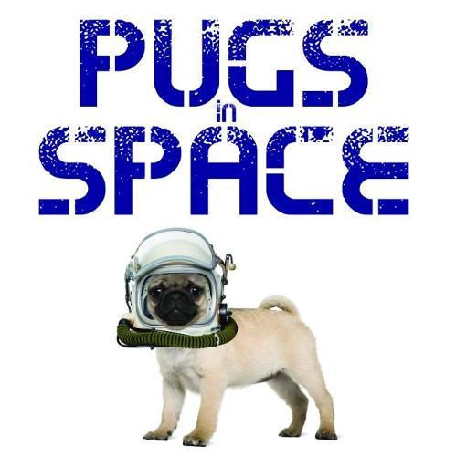 Pugs in Space (Hardback)