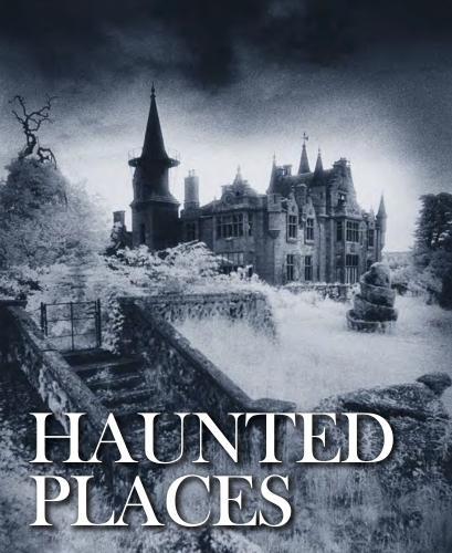 Haunted Places - Abandoned (Hardback)