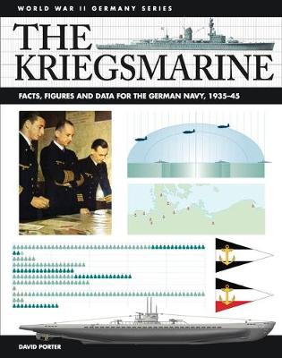 The Kriegsmarine: Facts, Figures and Data for the German Navy, 1935-45 - World War II Germany (Paperback)