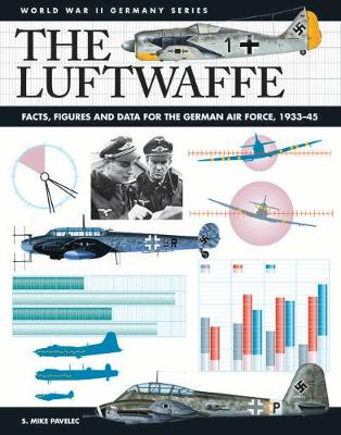 The Luftwaffe: Facts, Figures and Data for the German Air Force, 1933-45 - World War II Germany (Paperback)