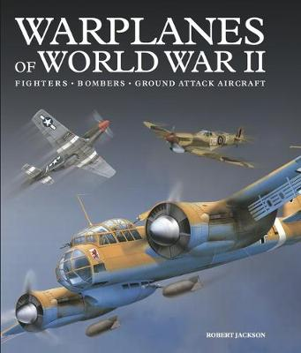 Warplanes of World War II (Hardback)