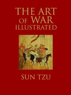 The Art of War Illustrated - Chinese Bound (Hardback)