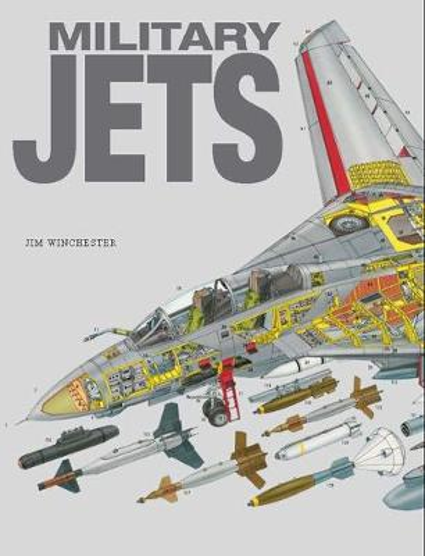 Military Jets - Inside Out (Hardback)