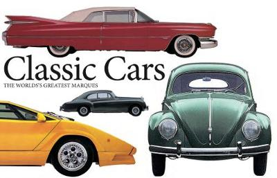 Classic Cars: The World's Greatest Marques - Landscape Pocket (Paperback)