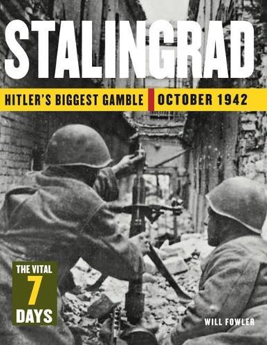 Stalingrad: Hitler's Biggest Gamble - 24 Hours (Hardback)