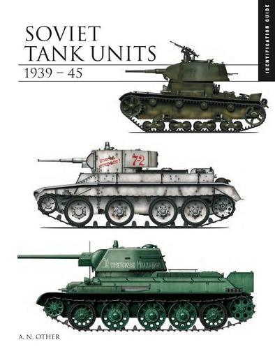 Soviet Tank Units 1939-45: The Essential Tank Identification Guide - The Essential Identification Guide (Hardback)