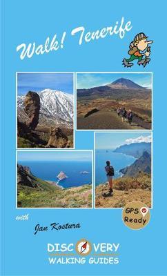 Walk Tenerife (Paperback)