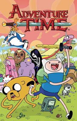 Adventure Time: v. 2 (Paperback)